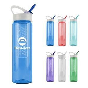 26 Oz. Freedom Bottle w/Infuser