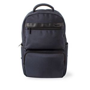 Bugatti� Drew Business Backpack (Navy)